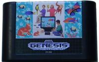 Sega Genesis Game Art Alive Cartridge Only