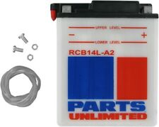 Parts Unlimited 12V Heavy Duty Battery RCB14L-A2