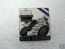 PINS,SPELDJES WILCO ZEELENBERG SHARP SAMSON RACING TEAM MOTO GP
