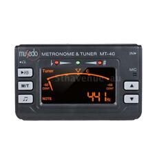 Portable Instrument 3-in-1 Metronome Tuner Tone Generator for Guitar Bass A1W3