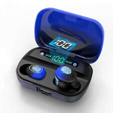 Wireless Earbuds Bluetooth V5.0 Headphones Stero Sound Mini Headsets