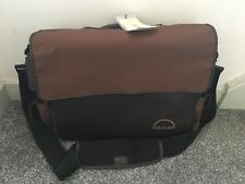 FiloFax Brown Mens Bag (fits 15 inch laptop) - Lightly Used with Tags