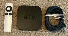 Apple TV (3rd Generation) HD Media Streamer A1427 - Fully Functional - HDMI incl
