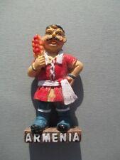 Armenian Barbecue Maker -  3D  FRIDGE MAGNET SOUVENIR