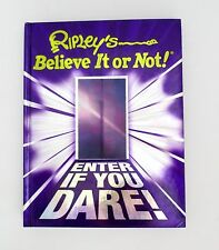 Ripley's Believe It Not! Enter If You Dare Hardcover 2010