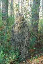 Adult Ghillie Suit, Turkey, Hunting, 4 pc. Zippered Jacket, Woodland color