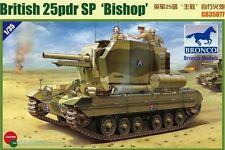 Bronco CB35077 1/35 Valentine 25pdr SPG Bishop