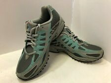 Womens Reebok Trail Shoes Trainers Grey Green UK Size 4.5  60ER