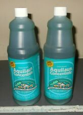 2 Qt NOS Aquilaun Concentrate Delicate Fabric Wash Stanley Home Products Laundry