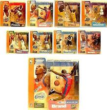 McFarlane Sports NBA Basketball Series 2 Action Figure Set new 2002