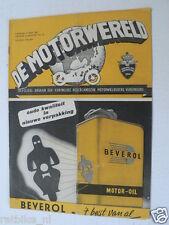 DMW 1947-21,RACES ETTEN,BREEDIJK,DRIJVERS,VEER,PHILIPS HETE-LUCHT,F SCHUDDEBOOM