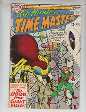 Rip Hunter, Time Master 29 VG (4.0) 12/65 Last issue in title!