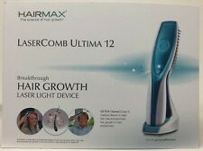 HairMax Ultima 12 LaserComb Cordless & Lightweight Hair Growth Device NEW