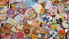 Kawaii Grab Bag - 100 Sticker Flakes +5 large sticker flakes
