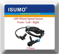 1 X ABS Wheel Speed Sensor ALS1463 Front Left or Right Fits: Chevrolet GMC