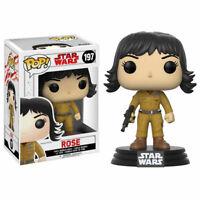 Funko POP! Star Wars Episode 8: The Last Jedi - Vinyl Bobble - ROSE - New in Box