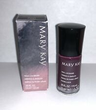 Mary Kay® Nail Polish Lacquer - Mulberry Muse Limited Edition NEW