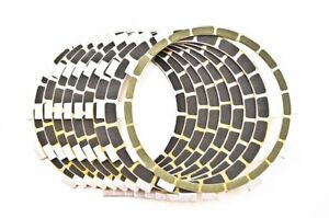 04-04 XV1700A Road Star Barnett Carbon Fiber Clutch Plates Kit 302-90-20056