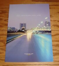 Original 2009 Chrysler Full Line Sales Brochure 09 300 Sebring Town & Country