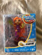DC Super Hero Girls Starfire Mini Figure FCD39