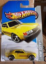 Hotwheels - Toyota Celica 1600 GT