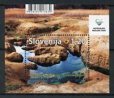 Slovenia 2017 MNH Notranjska Regional Park 1v M/S Tourism Landscapes Stamps
