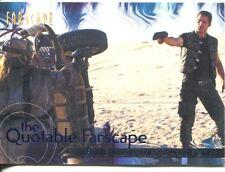 Farscape Season 3 The Quotable Farscape Chase Card Q37