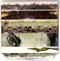 BEHOLD…THE ARCTOPUS Arctopocalypse Now…Warmageddon Later MINI CD Math/Prog Metal