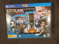 PS4 STARLINK: BATTLE FOR ATLAS STARTER PACK. Bundle Extra Weapons and Pilot