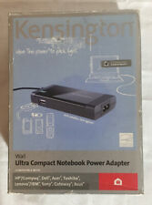 New Kensington Ultra Compact Laptop Notebook Power Adapter K38066US 085896380665