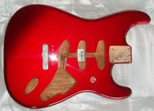 Fender® MIM Candy Apple Red Alder Strat Body~For 2 7/32nd`s Bridge~Brand New