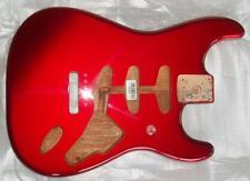 Fender® MIM Candy Apple Red Alder Strat Body~For 2 7/32nd`s Bridge~Brand New