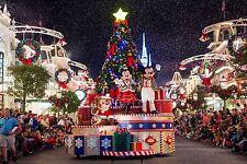 Walt Disney World Holiday Christmas DVD Mickey Mouse Disneyland CD