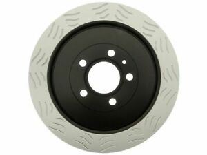 For 2013-2014 Ford Mustang Brake Rotor Rear Raybestos 77289YH Shelby GT500