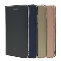 Ultra-thin Wallet Leather Flip Stand Case Cover For Xiaomi Redmi 6A 7 Note 7 Pro