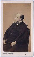 Charles Lachaud Avocado CDV Da Pierre Petit Parigi Vintage Albumina Ca 1860