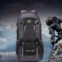 60L escalade randonnée sac à dos alpinisme grand sac à dos de voyage Outdoor