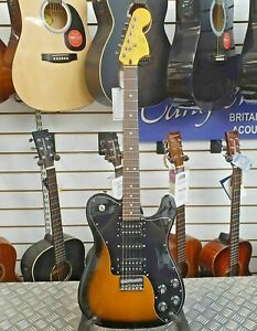 Squier Joe Trohman (Fall Out Boy) Signature Telecaster Deluxe Electric Guitar