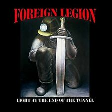 FOREIGN LEGION - LIGHT AT THE END OF THE TUNNEL  CD NEU