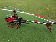 Align TREX 450 red rc helicopter RTF - used