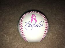JOE BUCK HAND SIGNED MOTHER'S DAY MLB OFFICIAL GAME BASEBALL PROOF COA