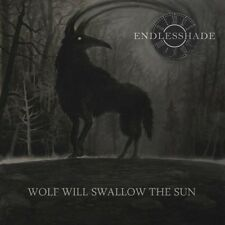 Endlesshade - Wolf Will Swallow the Sun CD 2015 death doom Rain Without End