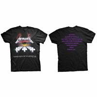 Metallica Master Of Puppets Official Merchandise T-Shirt M/L/XL - Neu