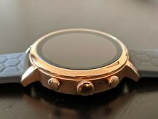 Fossil FTW6018 - Gen 4 Venture HR Stainless Steel Smartwatch Rose Gold
