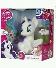 Hasbro My Little Pony Rarity Styling Head w/ Cutie Mark Stickers & 15+ Accessori