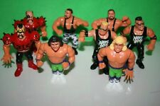 WWF Hasbro Wrestling Tag Team Action Figures 1990`s Vintage