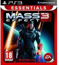 MASS EFFECT 3 PS3 SONY PLAYSTATION 3 NUOVO SIGILLATO ITALIANO EA ESSENTIALS