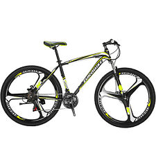 27.5 Inch Wheels Mountain Bike 21 Speed MTB Bicycle Suspension Fork Bicycle