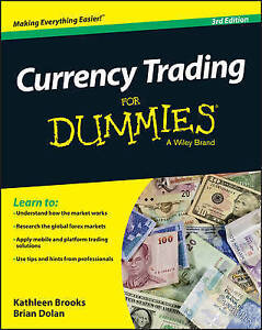 Currency Trading for Dummies by Kathleen Brooks (English) Paperback Book