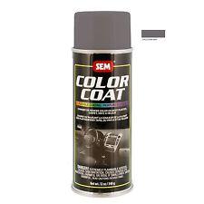 SEM Color Coat System 15763 Storm Gray Aerosol Vinyl Spray Paint 12OZ Can